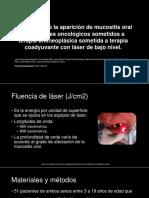 Pautas de mascc / isoo mucositis para hipertensión