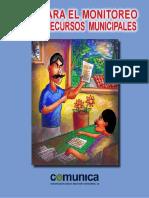 GUÍA PARA EL MONITOREO DE LOS RECURSOS MUNICIPALES