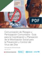 Prevención y Control del Virus del Zika