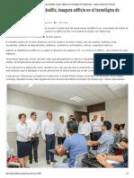 06-05-2019 El gobernador Héctor Astudillo, inaugura edificio en el tecnológico de Chilpancingo.
