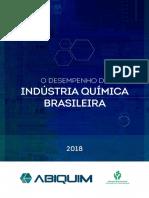 Livreto Desempenho Da Indústria Química Brasileira R4 - Abiquim DIGITAL 1