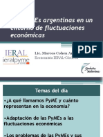 marcos cohern pymes