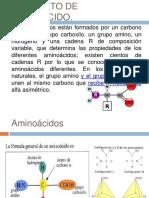 Proteinas, Aa Fisiologia