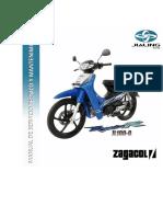 Manual de Usuario Jialing Jl100