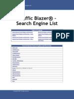 Search Engine List