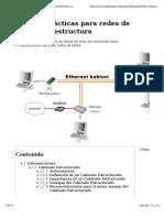 Infraestructura de redes de datos