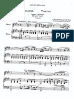 Vocalise - Rachmaninoff