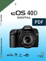 Canon EOS 40D 40D.pdf