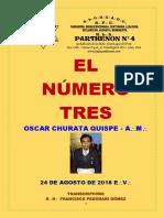El Numero Tres - Oscar Churata Quispe