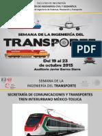 Tren Interurbano Mexico-Toluca