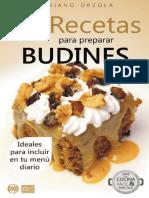 72 Recetas Para Preparar Budines Mariano Orzola