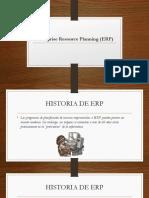 HISTORIA DE ERP