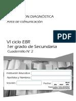 1°SECUNDARIA-COMUNICACIÓN-CARTILLA2