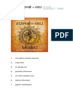 Eternal Now Lyricschords Bhakti
