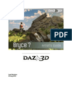 Bryce 7 Artist Guide