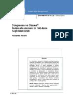 Congresso vs Obama? Guida alle elezioni di mid-term negli Stati Uniti