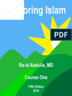 Exploring Islam-Course 1