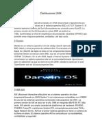 Distribuciones UNIX