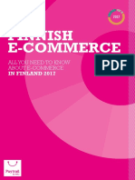 Paytrail Finnish Ecommerce Report 2017 Spreads