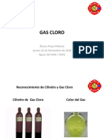 Gas Cloro Quinta 2018
