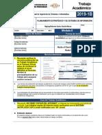 Fta-planeamiento Estrategico y de Sistemas de Informacion - 2019-1b-m2