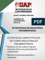 Estrategia en Industrias Fragmentadas