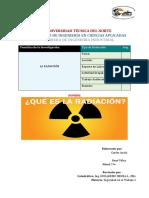 La Radiación