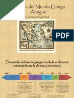 01- Periodización General Grecia Antigua