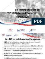 Presentación Politicas TIC Paraguay
