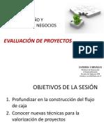 Clase #3 TDEN II _Otras Tecnicas ECF 2018II