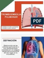 1 Exposicion Tromboembolia Pulmonar- Dr Alvitez