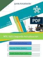 Ntc2505 Instalaciones Para Suministro de Gas Combustible Destinadas a Usos Residenciales y Comerciales