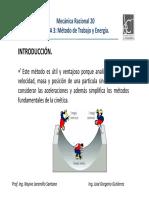 Tema3-MetododeTrabajoyEnergia
