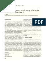 Macro y Microvasculares DM2