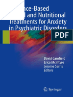 David Camfield, Erica McIntyre, Jerome Sarris (Eds.) - Evidence-Based Herbal and Nutritional Treatments for Anxiety in Psychiatric Disorders (2017, Springer International Publishing)