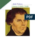 Biografia de Lutero