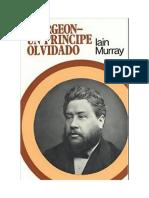 Biografía de Spurgeon
