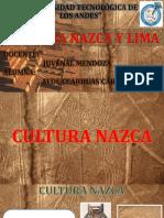 Cultura Nazca y Lima