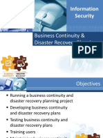 Overview of BCDRP