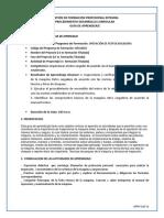 GFPI-F-019 Formato Guia de Aprendizaje Inspección