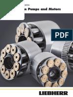 Liebherr Axial Piston Pumps and Motors Es