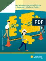 Guía Práctica Para La Implementación Del Sg-sst