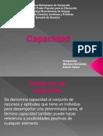 Presentación Derecho Civil La Capacidad (1)