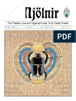 Yggdrasil Publications - Mjölnir Thelemic Journal, Vol. II, No. 3, December 2000