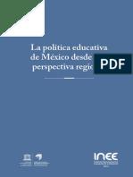 La Politica Educativa Regional