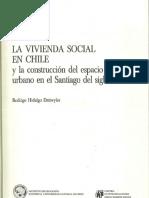 La Vivienda Social en Chile