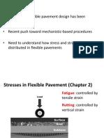 Pavement Design Lesson 3