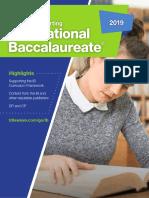 Ib Books Catalog 2019