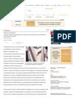 Trinca Ou Fissura - Revista Téchne