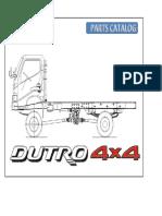 Dutro spare parts
